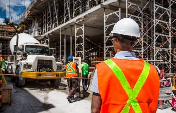 #Focus5 New Job in Construction Industry